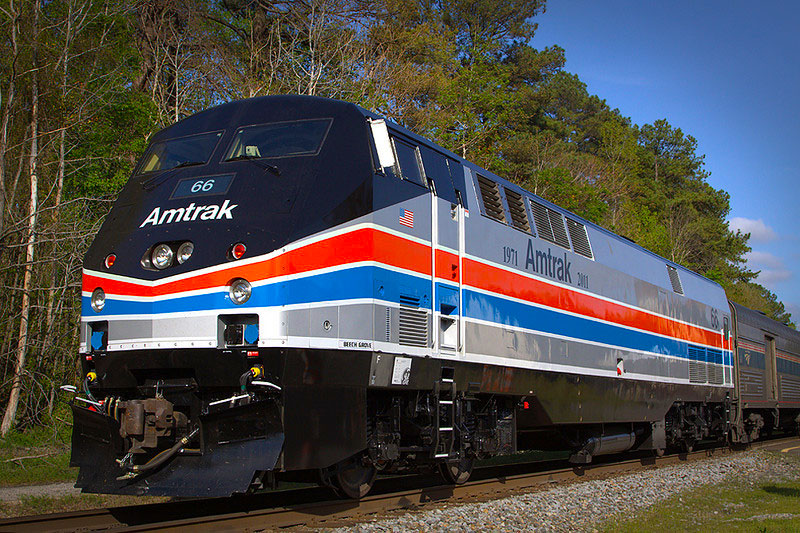 AMTRAK Takes On CrewWatch