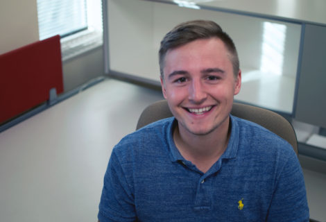 Finance Appreciation/Intern Insight: Charles Manion