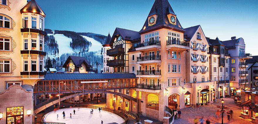2018 Client Conference at the Arrabelle in Vail, CO