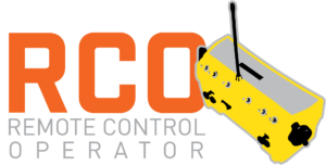 Remote control operator (RCO) training and simulation