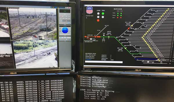 PST Announces Railyard Automation Systems Design and Services