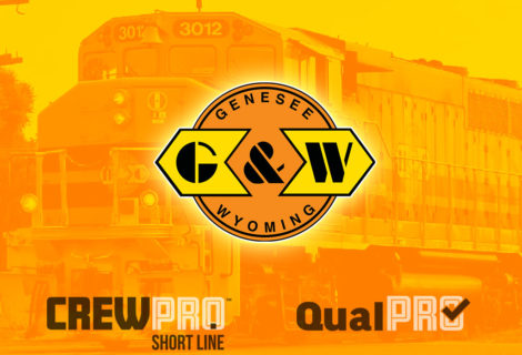 PST Announces Genesee & Wyoming's Adoption of CrewPro Short Line and QualPro
