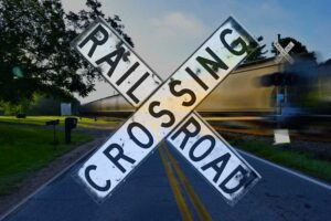 How do we prevent accidents at unguarded railroad crossings. Railroad crossing accidents still number in the thousands, every year.
