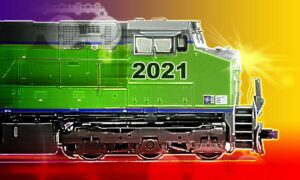 What are Railroads headed into in 2021?