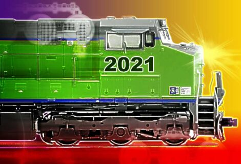 New Directions for Freight Railroads in 2021? Yes.