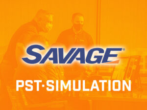 Savage Industries is now using PS Technology switchyard simulation for locomotive engineer and operator training in communications and procedures