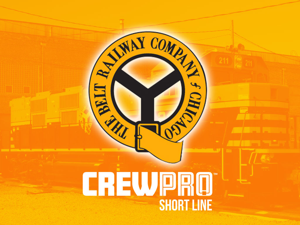 The Belt Railway Company of Chicago Implements CrewPro Short Line
